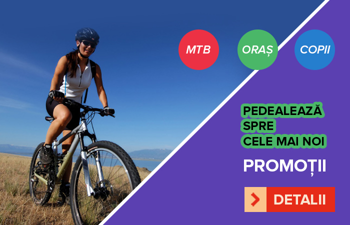 Biciclete promo