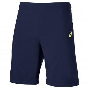 Pantaloni Scurti Tenis, Asics, Athlete 9in, Bleumarin, Barbati