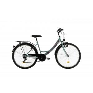 Bicicleta Oras, Dama, Dhs, Kreativ 2614, Model 2018, 420 Mm