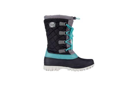 Snowboots, Winter-Grip, Winter Wanderer, Negru, 40