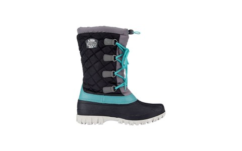 Snowboots, Winter-Grip, Winter Wanderer, Negru, 36