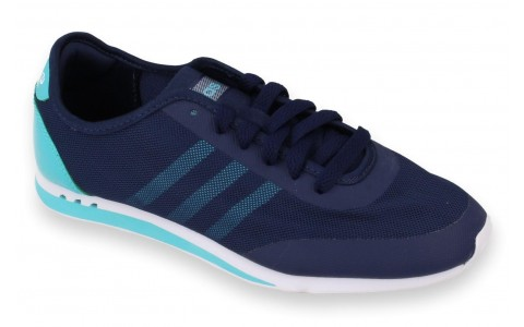 Pantofi Sport Femei, Adidas, Style Racer TM, Bleumarin
