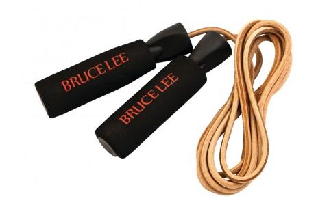 Coarda de sarit, Bruce Lee, Dragon Deluxe, Piele, 300 cm