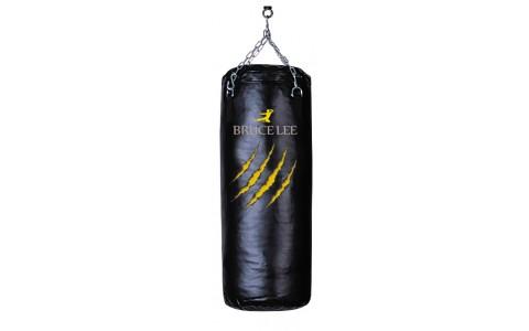 Sac de box Tunturi, Bruce Lee, 120 cm, Negru