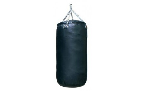 Sac de box,Tunturi Boxing Bag 70cm Filled Whiteh Chain