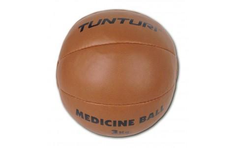 Minge medicinala, Tunturi, Medicine Ball Synthetic Leather 3kg