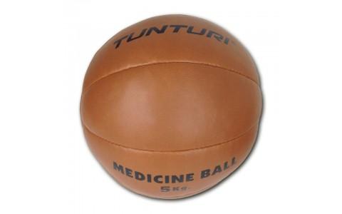 Minge medicinala, Tunturi, Medicine Ball Synthetic Leather 5kg