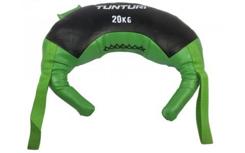 Sac Bulgaresc,Tunturi ,Bulgarian Bag 20kg Verde