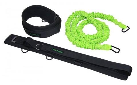 Echipament De Antrenament Pentru Rezistenta La Acceleratie, Tunturi, Verde, Medium
