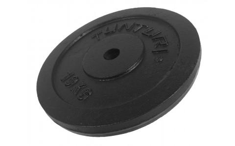 Disc Greutate, Tunturi, Negru, 10kg