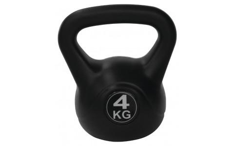 Kettlebell PE, Tunturi, 4kg