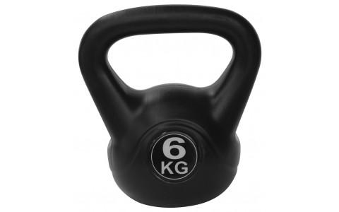 Kettlebell PE, Tunturi, 6kg