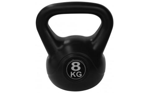 Kettlebell PE, Tunturi, 8kg
