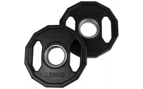 Discuri Olimpice Cauciucate, Tunturi, 1,25 kg