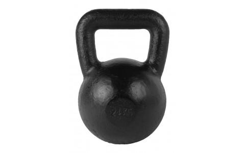 Kettlebell, Tunturi, Negru, 24kg