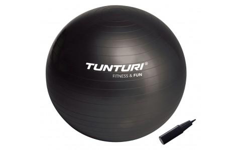 Minge Fitness, Tunturi, 65 cm, Negru