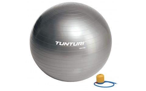 Minge Fitness, Tunturi, 65cm, Gri