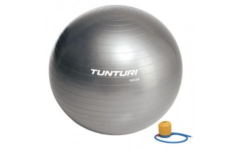 Minge fitness, Tunturi, 90cm,Gri