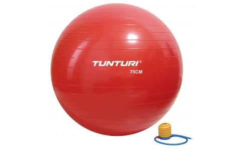 Minge Fitness, Tunturi, 75 cm, Rosu