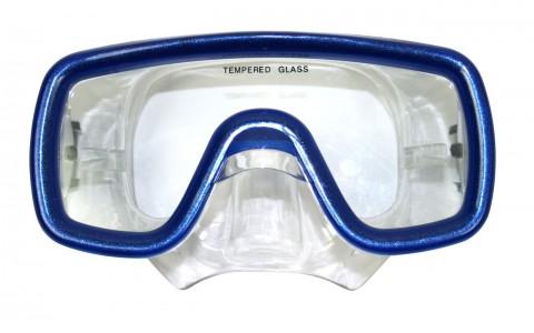 Masca scufundari, Tunturi, Junior, Albastru