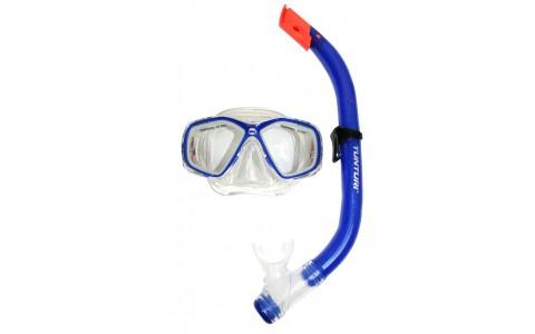 Set snorkeling, Tunturi, Junior, Silicon