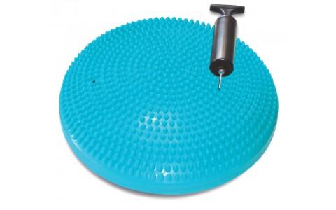 Disc pentru Pilates,Tunturi, Air Stepper Pad, Turcoaz