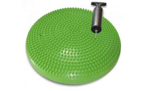 Disc pentru Pilates,Tunturi, Air Stepper Pad, Verde