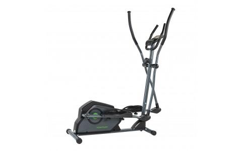 Bicicleta Eliptica, Tunturi, C30, Negru-Verde