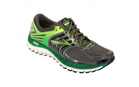 Pantofi Alergare, Brooks, Glycerin 11, Verde, Barbati