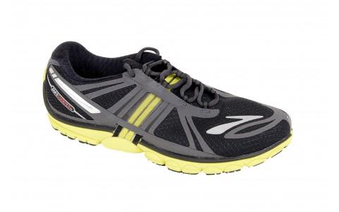 Pantofi Alergare, Brooks, Purecadence 2, Negru-Galben, Barbati