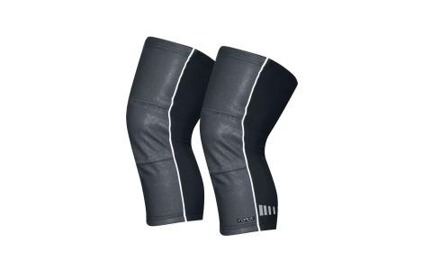 Incalzitoare genunchi, Force Wind-X, Negre, Sprint