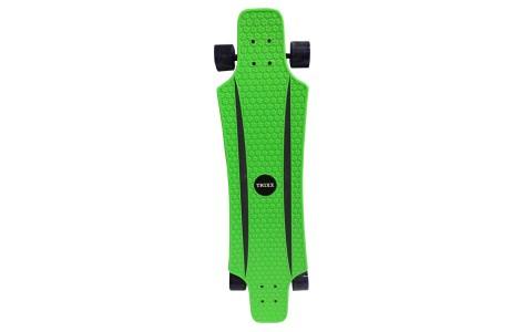 Longboard Axer, Trixx, 91x21x11cm, verde