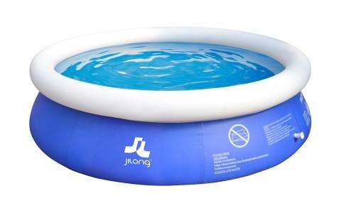 Piscina Gonflabila, Jilong, 360x76 cm, Albastru