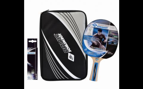 Set Tenis de Masa, Donic, Ovtcharov Line Level 700 + Husa + Mingi