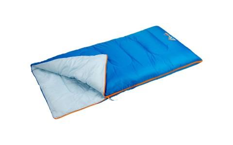 Sac de dormit, pentru copii, Abbey Camp, Albastru