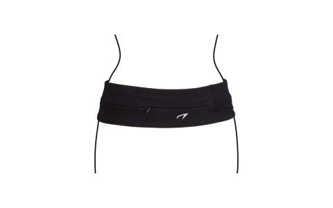 Centura Fitness, Avento, Negru-Gri, Marime L