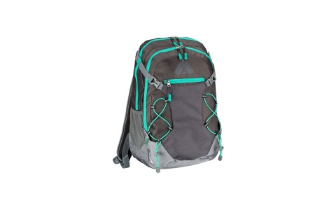 Rucsac Outdoor, Abbey, 35L, Gri-Turcoaz