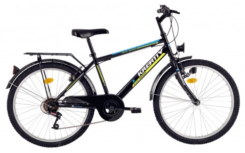 Bicicleta Copii, DHS, Kreativ 2413, Model 2017, 24 inch