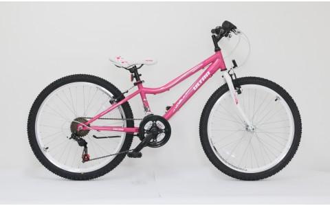 Bicicleta copii fetite Ultra Gravita, 24inch, roz