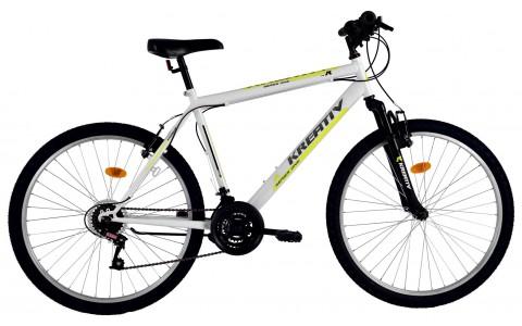 Bicicleta MTB Kreativ 2603, (2017) 26 inch, Alb