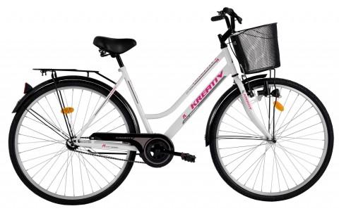 Bicicleta Oras Pentru Femei, DHS, Kreativ 2812, Model 2017, 28 inch