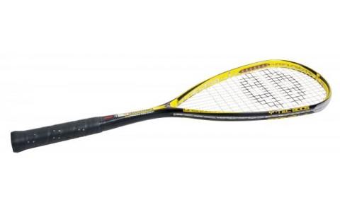 Racheta Squash, Unsquashable, Y-tec 8005 c4, Negru-Galben