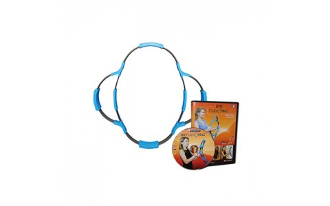 FlexOring Fitness + DVD, Sveltus