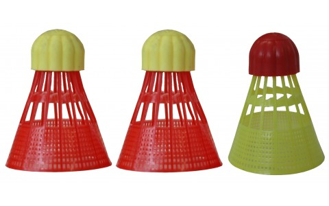 Set 3 fluturasi Badminton, Talbot Torro, Spare Aerospeed