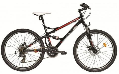 Bicicleta MTB, DHS, Terrana 2645 (2016), Cadru Otel, Jante 26 Inch