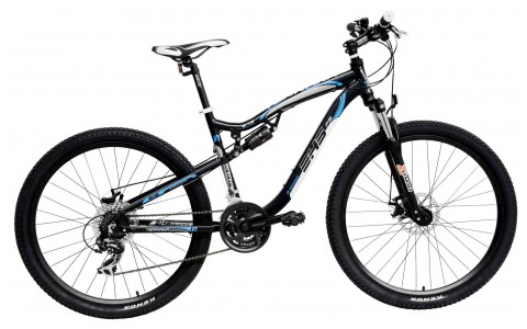 Bicicleta MTB, DHS, Terrana 2745 (2016), Cadru Aluminiu, Jante 27.5 inch