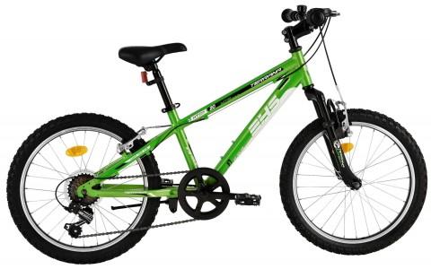 Bicicleta Copii, DHS, Terrana 2023 (2016), Cadru Aluminiu, 20 Inch