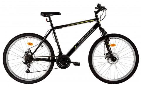Bicicleta MTB, DHS, K2605 (2016) Kreativ, Hard Tail, Jante 26 Inch