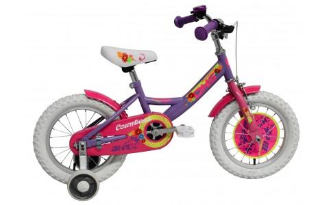 Bicicleta Copii, DHS, 1402 (2016), Cadru Otel, Roti 14 inch