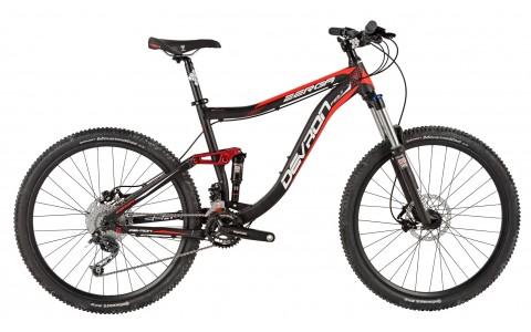 Bicicleta MTB, Devron, Zerga FS6.7, Cadru Aluminiu, Roti 27.5 inch